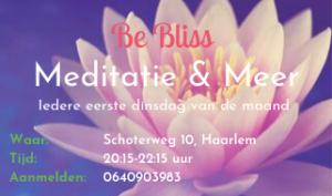 geleide meditatie in Haarlem